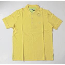 Abbigliamento Uomo Polo maniche corte Ingram ATRMPN-20219 Giallo