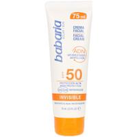 Bellezza Protezione solari Babaria Solar Adn Invisible Crema Solar Facial Spf50  75 ml