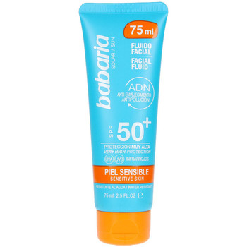 Bellezza Protezione solari Babaria Solar Adn Sensitive Crema Solar Facial Spf50  75 ml