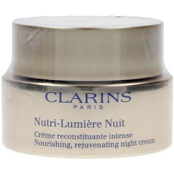 Bellezza Donna Antietà & Antirughe Clarins Nutri Lumière Crème Nuit  50 ml