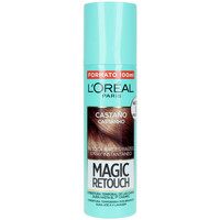 Bellezza Donna Tinta L'oréal Magic Retouch 3-chatain Spray  100 ml
