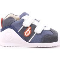 Scarpe Unisex bambino Sneakers basse Biomecanics 64 - 202150 Blu