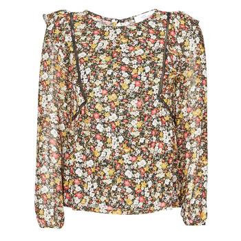 Abbigliamento Donna Top / Blusa Betty London NELIA Nero / Multicolore