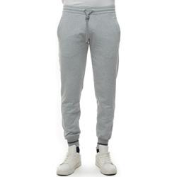 Abbigliamento Pantaloni Luigi Borrelli Napoli FPB622-K900630 grigio