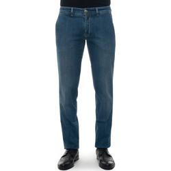 Abbigliamento Jeans Luigi Borrelli Napoli PARTENOPE-TJ506DENIM denim medio