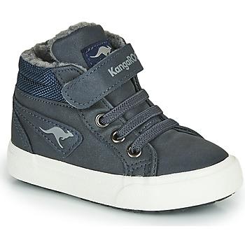 Scarpe Bambino Sneakers alte Kangaroos KAVU I Blu