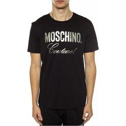 Abbigliamento Uomo T-shirt maniche corte Moschino maniche corte ZPA0715 - Uomo nero