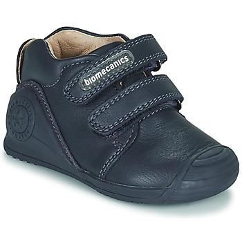 Scarpe Unisex bambino Sneakers basse Biomecanics BOTIN DOS VELCROS Marine