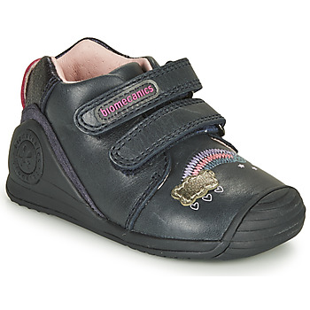 Scarpe Bambina Sneakers basse Biomecanics BOTIN TWIN Marine