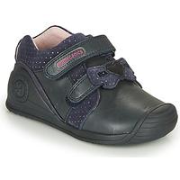 Scarpe Bambina Sneakers basse Biomecanics BOTIN LAZO Marine