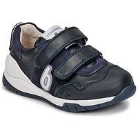 Scarpe Unisex bambino Sneakers basse Biomecanics DEPORTIVO BASICO Marine