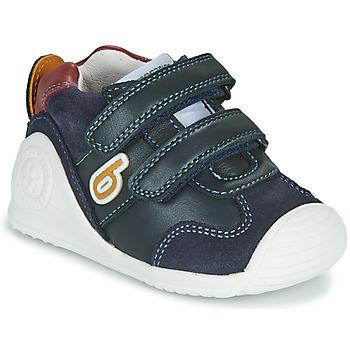 Scarpe Bambino Sneakers basse Biomecanics ZAPATO SPORT VELCRO Marine
