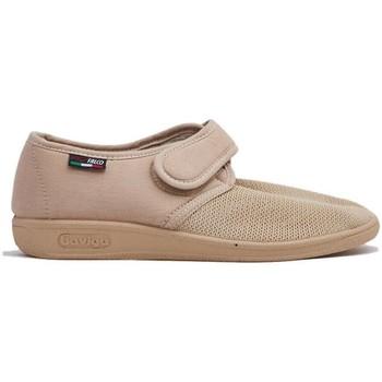 Scarpe Donna Pantofole Gaviga GA143be blu