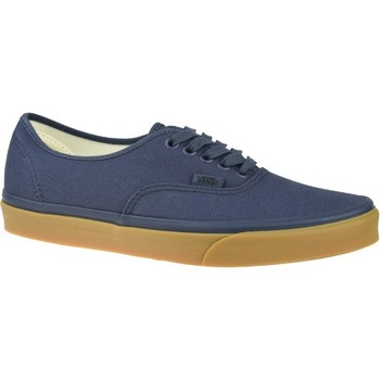 Scarpe Donna Sneakers basse Vans Authentic Canvas Blu marino