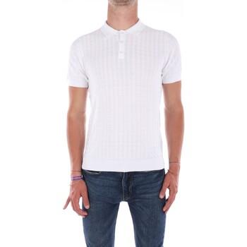 Abbigliamento Uomo Polo maniche corte Jeordie's 55522 Bianco