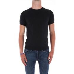 Abbigliamento Uomo T-shirt maniche corte Jeordie's 55511 Nero