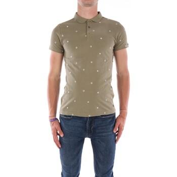 Abbigliamento Uomo Polo maniche corte 40weft SEBES-4364 nd