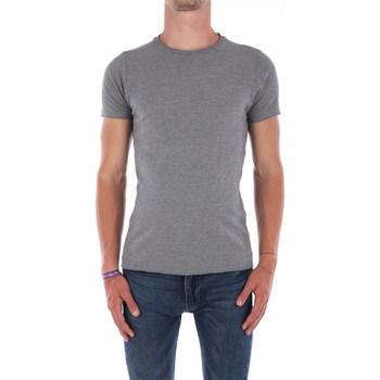 Abbigliamento Uomo T-shirt maniche corte Jeordie's 80692 Grigio