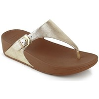 Scarpe Donna Infradito FitFlop SKINNY TM TOE-THONG SANDALS LEATHER