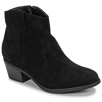 Scarpe Donna Stivaletti Moony Mood NINITE Nero