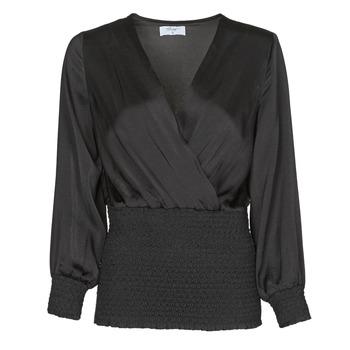 Abbigliamento Donna Top / Blusa Betty London NAUSSE Nero