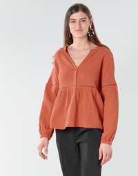 Abbigliamento Donna Top / Blusa Betty London NASSE Rouille