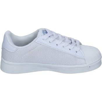 Scarpe Bambino Sneakers Beverly Hills Polo Club BM762 Bianco