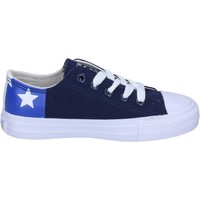 Scarpe Bambino Sneakers Beverly Hills Polo Club sneakers tela blu