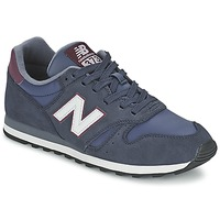 Scarpe Sneakers basse New Balance ML373 MARINE / Rosso