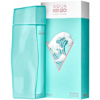 Bellezza Donna Eau de parfum Kenzo Aqua pour Femme - colonia - 100ml - vaporizzatore Aqua pour Femme - cologne - 100ml - spray
