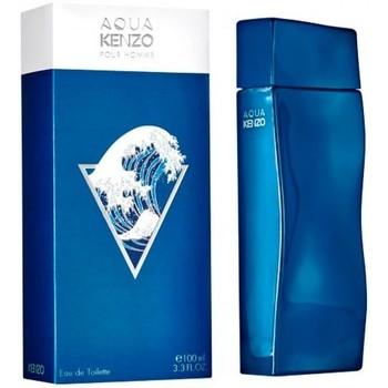 Bellezza Uomo Eau de parfum Kenzo Aqua pour Homme - colonia -100ml - vaporizzatore Aqua pour Homme - cologne -100ml - spray