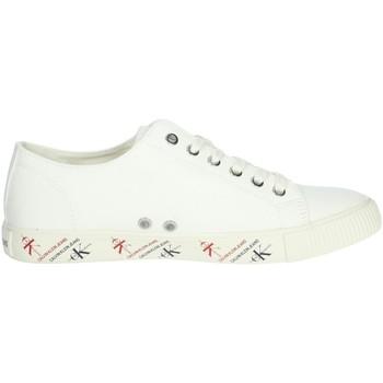 Scarpe Uomo Sneakers basse Calvin Klein Jeans B4S0668 PANNA