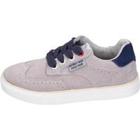 Scarpe Bambino Sneakers Beverly Hills Polo Club BM770 Beige