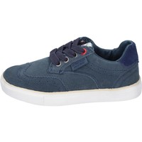 Scarpe Bambino Sneakers Beverly Hills Polo Club BM771 Blu