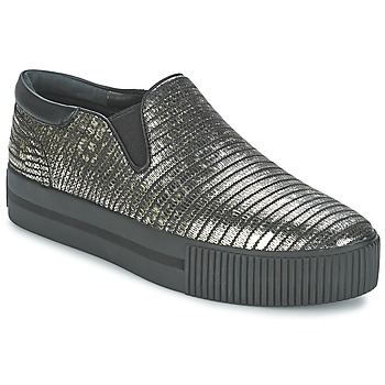 Scarpe Donna Slip on Ash KARMA Nero