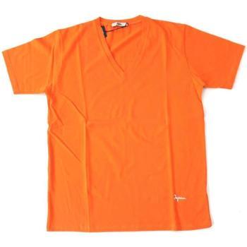 Abbigliamento Uomo T-shirt & Polo Ingram ATRMPN-20328 Arancio