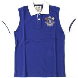 Abbigliamento Uomo Polo maniche corte Marina Yachting ATRMPN-20330 Blu