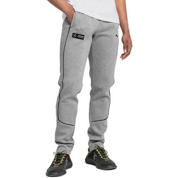 Abbigliamento Uomo Pantaloni da tuta Puma mercedes amg Gris