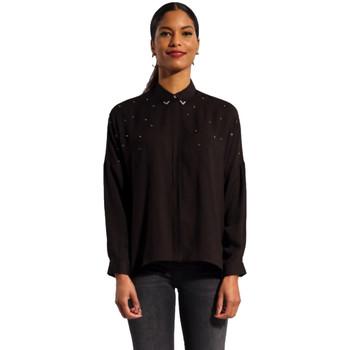 Abbigliamento Donna Camicie Kaporal alenablack Nero