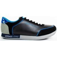 Scarpe Donna Sneakers basse Versace linea Blu