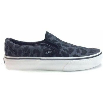 Scarpe Donna Sneakers Vans classic slip-on Gris