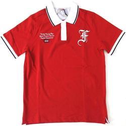 Abbigliamento Uomo Polo maniche corte Ferrante ATRMPN-20342 Rosso