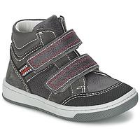 Scarpe Bambino Sneakers alte Citrouille et Compagnie MONI Grigio