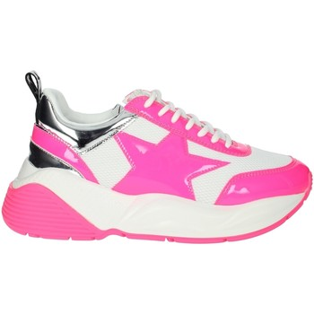 Scarpe Donna Sneakers basse Shop Art SA020044FX BIANCO/FUXIA