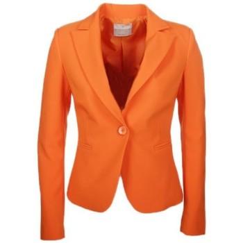 Abbigliamento Donna Giacche / Blazer Rinascimento CFC0091526003 ARANCIO Arancio