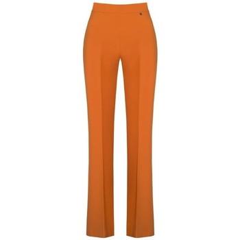 Abbigliamento Donna Pantaloni da completo Rinascimento CFC0091611003 Arancio