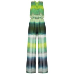 Abbigliamento Donna Tuta jumpsuit / Salopette Rinascimento CFC0092657003 VERDE Verde