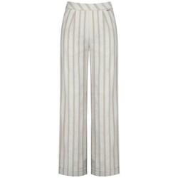 Abbigliamento Donna Pantaloni morbidi / Pantaloni alla zuava Rinascimento CFC0092852003 BEIGE Beige
