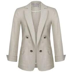 Abbigliamento Donna Giacche / Blazer Rinascimento CFC0092875003 Beige