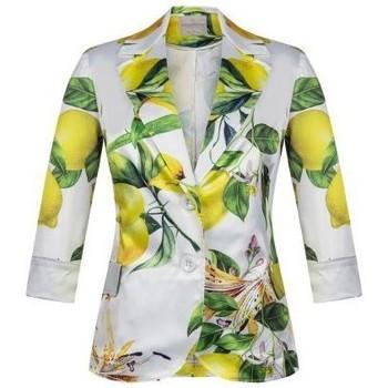 Abbigliamento Donna Giacche / Blazer Rinascimento CFC0092943003 BIANCO Bianco